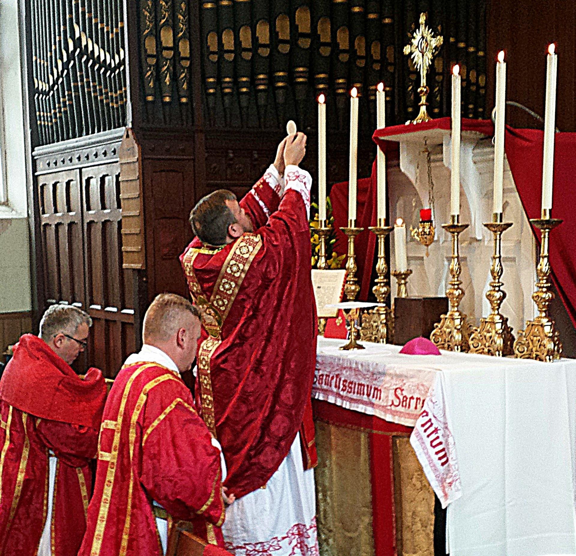 False Religion Roman Catholicism