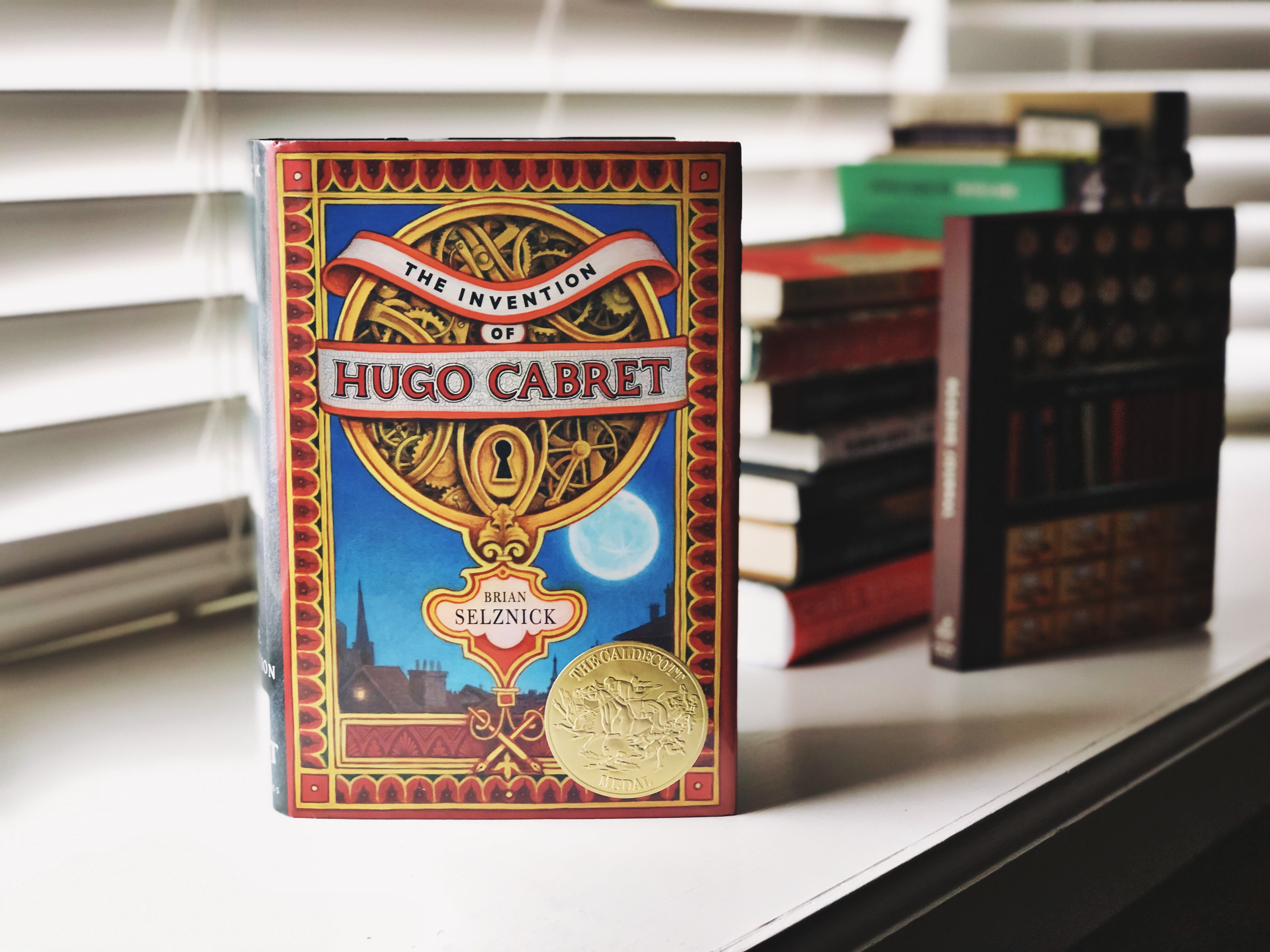 Back To The Basics With Hugo Cabret The Musings Of Jamie