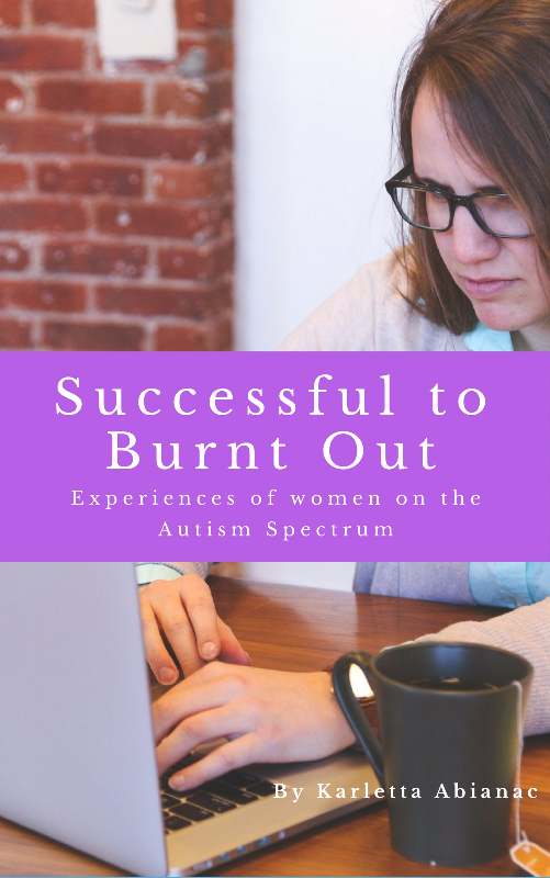 Cover of my eBook Successful to Burnt Out