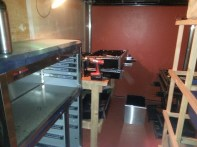 Enclosed Trailer Toolbox Install