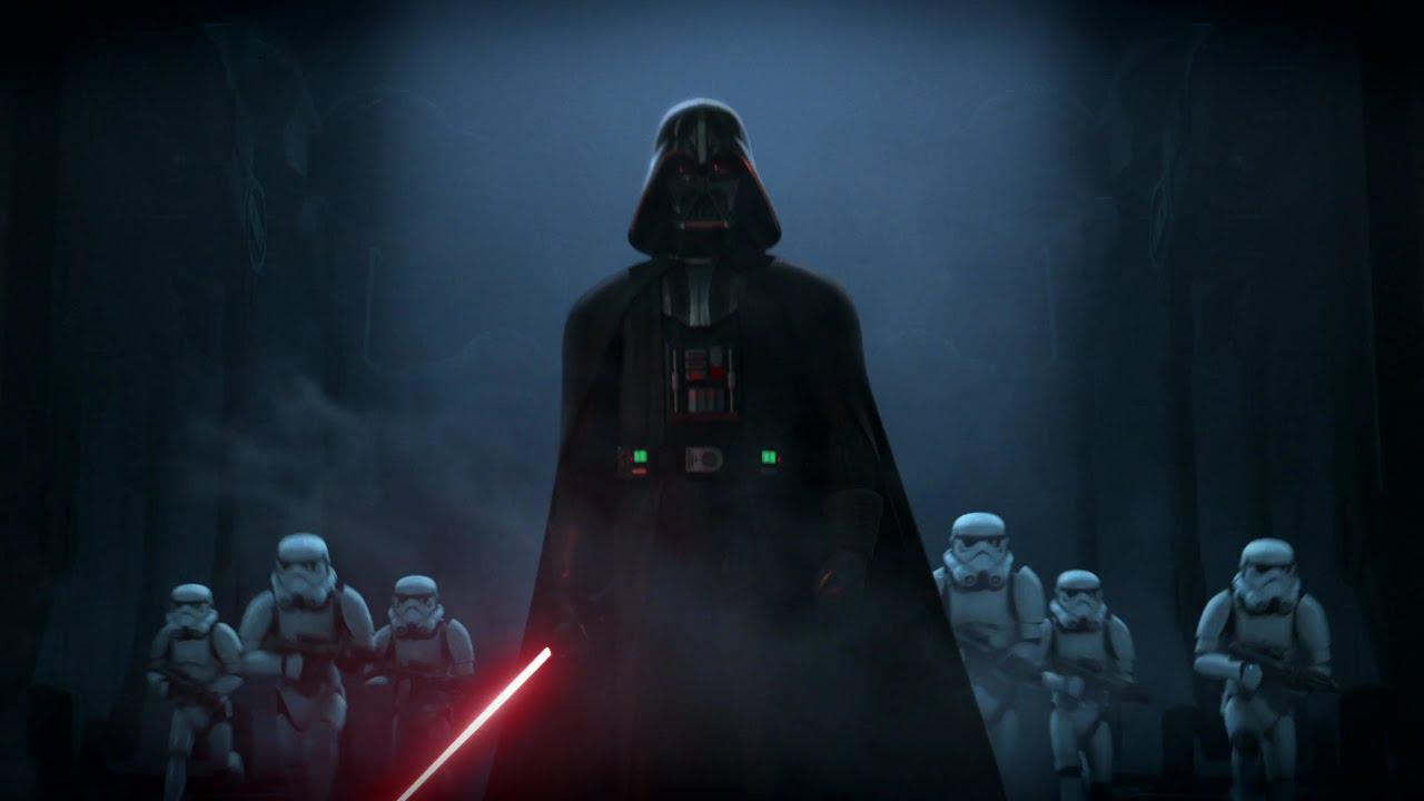 Darth Vader Star Wars Rebels Musings On The M49