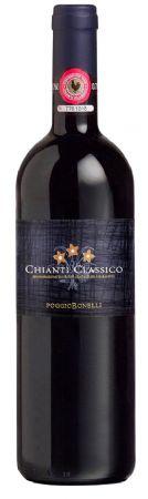 2010 Poggio Bonelli Chianti Classico, Italy