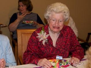 Lottie's 90th Birthday