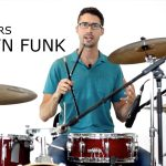 Uptown Funk Drums Sheet Music