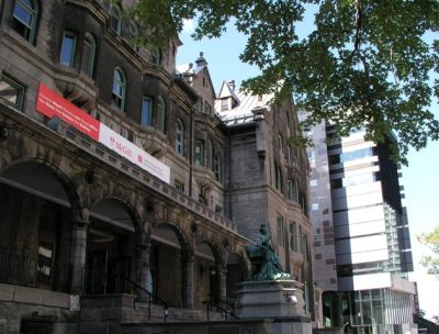 What is the cost of the Mcgill Conservatory compared to the average in Montreal?
