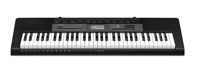 Piano Lessons Montreal cheap first keyboard option