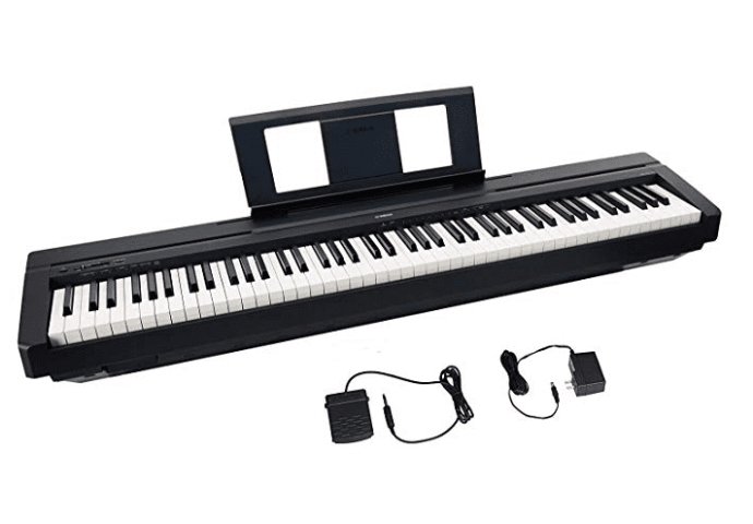 Piano Lessons Montreal keyboard recommendation