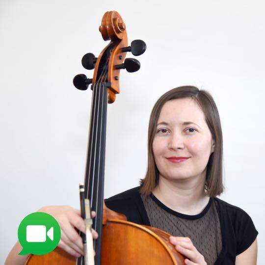 anna cello lessons Toronto Yorkdale