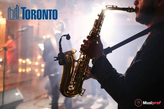 saxophone lessons toronto