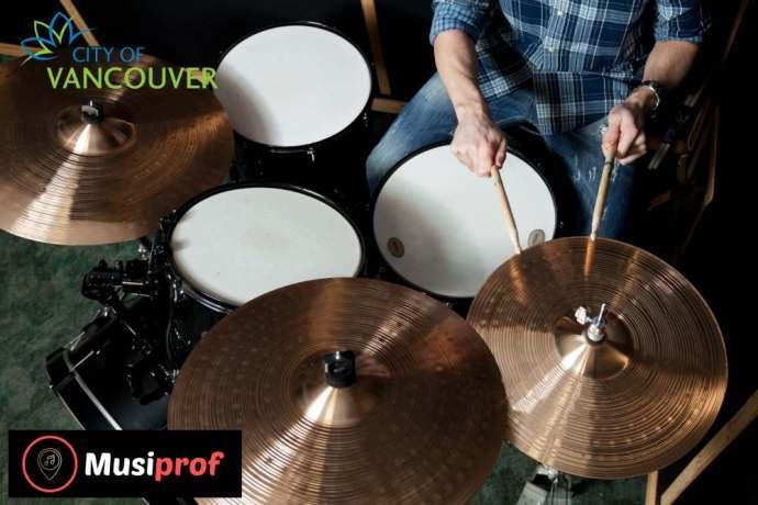 Vancouver Drum Lessons
