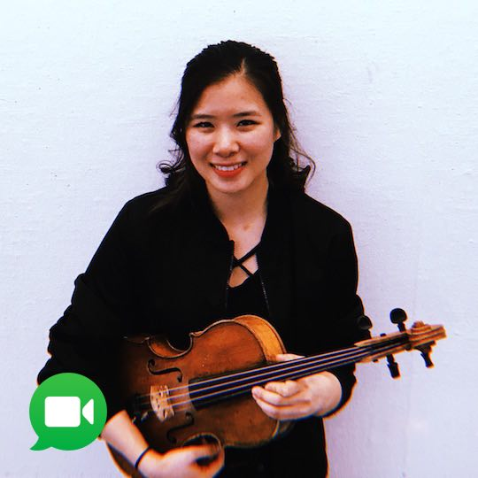 wennie, violin lessons in Vancouver BC