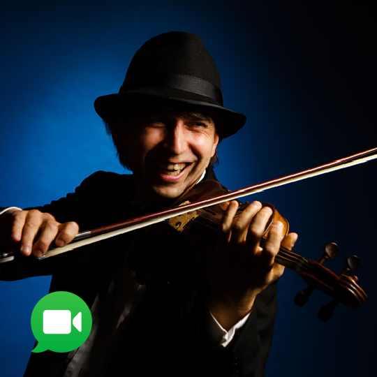 Cristian violin lessons in north vancouver