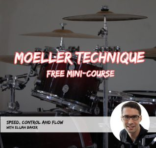 Moeller Technique Free Mini Course Cover Image