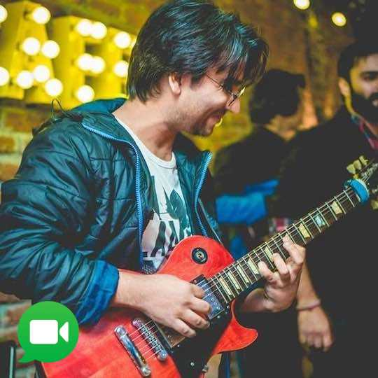 Guitar lessons with Sudhanshu in Etobicoke Toronto