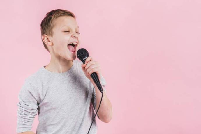 singing lessons for kids Montreal