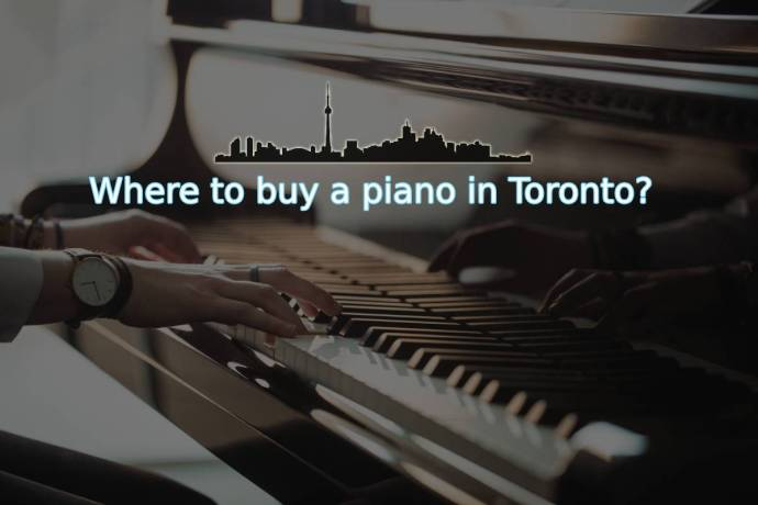 where to buy a piano in Toronto