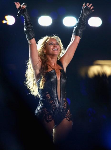 Beyonce Halftime Show At Superbowl