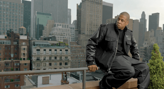Jay Z Barney's Collection Statement