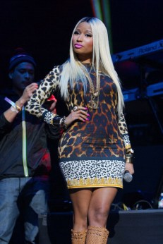 Nicki Minaj Philly Powerhouse 2013