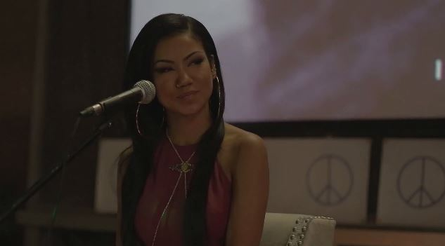 Jhené Aiko Sails Out At EP Listening Party