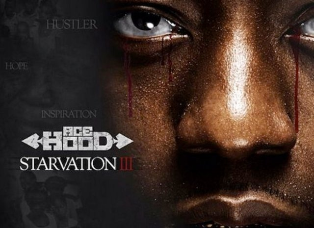 Ace Hood Starvation 3 Artwork