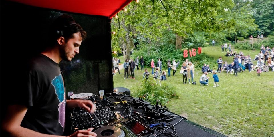 Deuxième édition du Festival Electro «Big Love» au Parc des Tanneurs