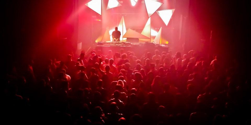 """Festival """"Maintenant"""" Nuit Electronique 02 à l'Antipode."""