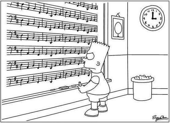 Castigo para un cellista: copiar 100 veces el canon de Pachelbel