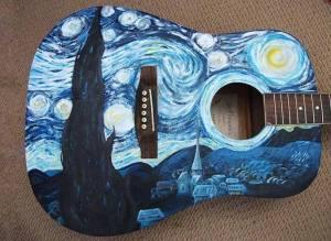 Fusión artística - Vicent Van Gogh