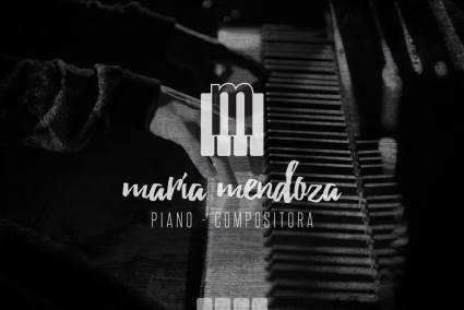 María Mendoza pianista compositora