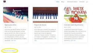Captura pantalla McM últimas publicaciones