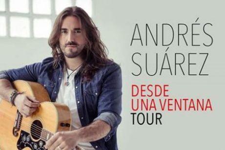 Andrés Suárez, número 1 en ventas en España