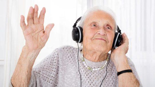 Música para tratar el Alzhéimer