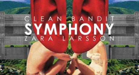 """Partitura para piano de """"Symphony"""" de Zara Larsson"""