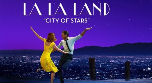 "Partitura de ""City of Stars"" (película La La Land)"