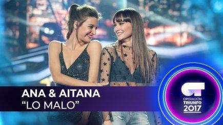"""""""Lo malo"""" (Aitana y Ana Guerra): partitura y análisis"""