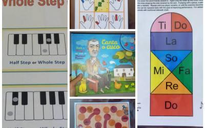 Nuevas actividades de lenguaje musical