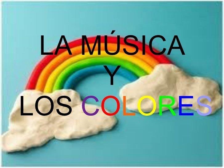 Cómo emplear el color para aprender música