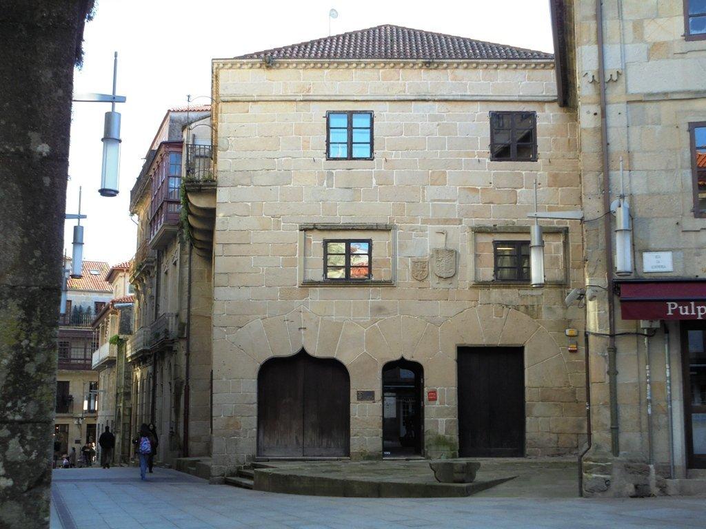 Pontevedra capital Casa de las Campanas