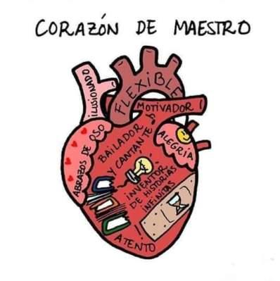 Corazón del maestro