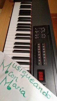 piano digital McM
