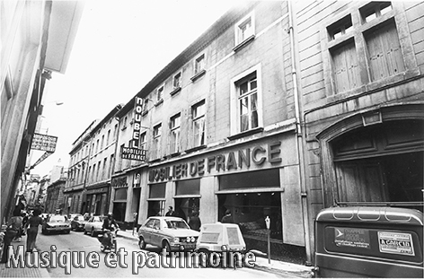 musique et patrimoine de carcassonne