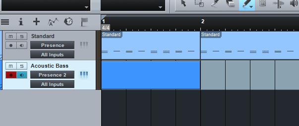 membuat midi bass studio one