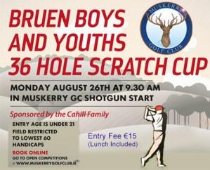 bruen boys competition