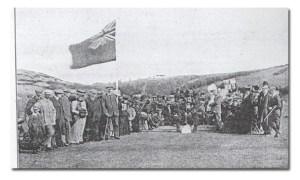 opening ceremony 1907
