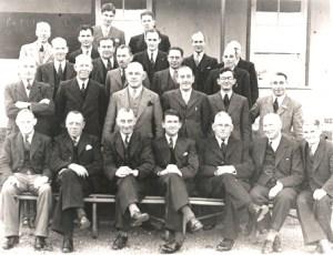 1946 presentation to James Bruen