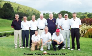 senior league winners 2007