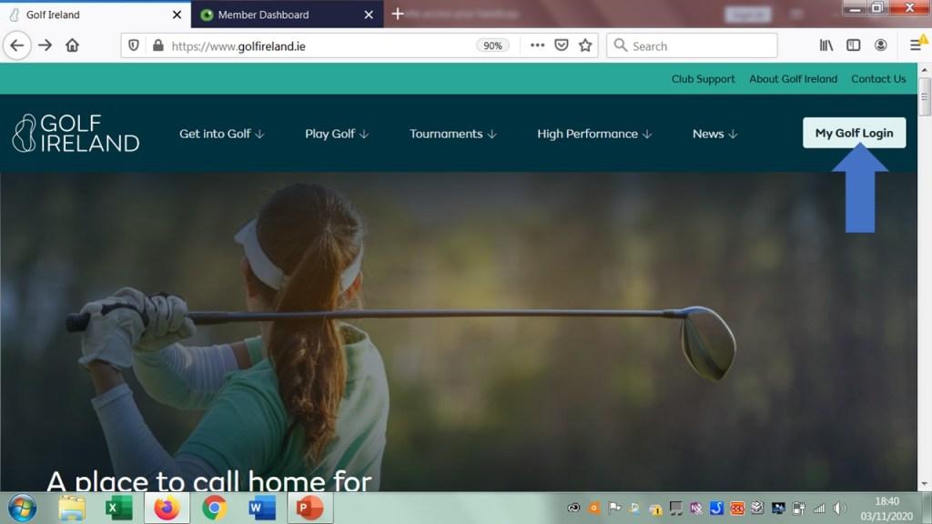golfireland.ie