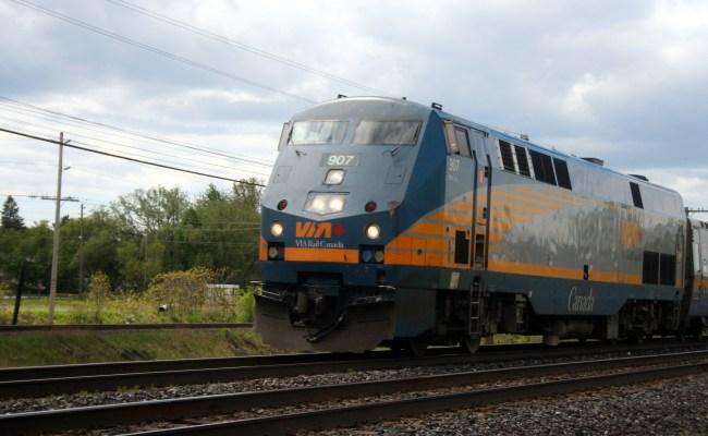 Via Rail And Unifor Reach A New Tentative Agreement