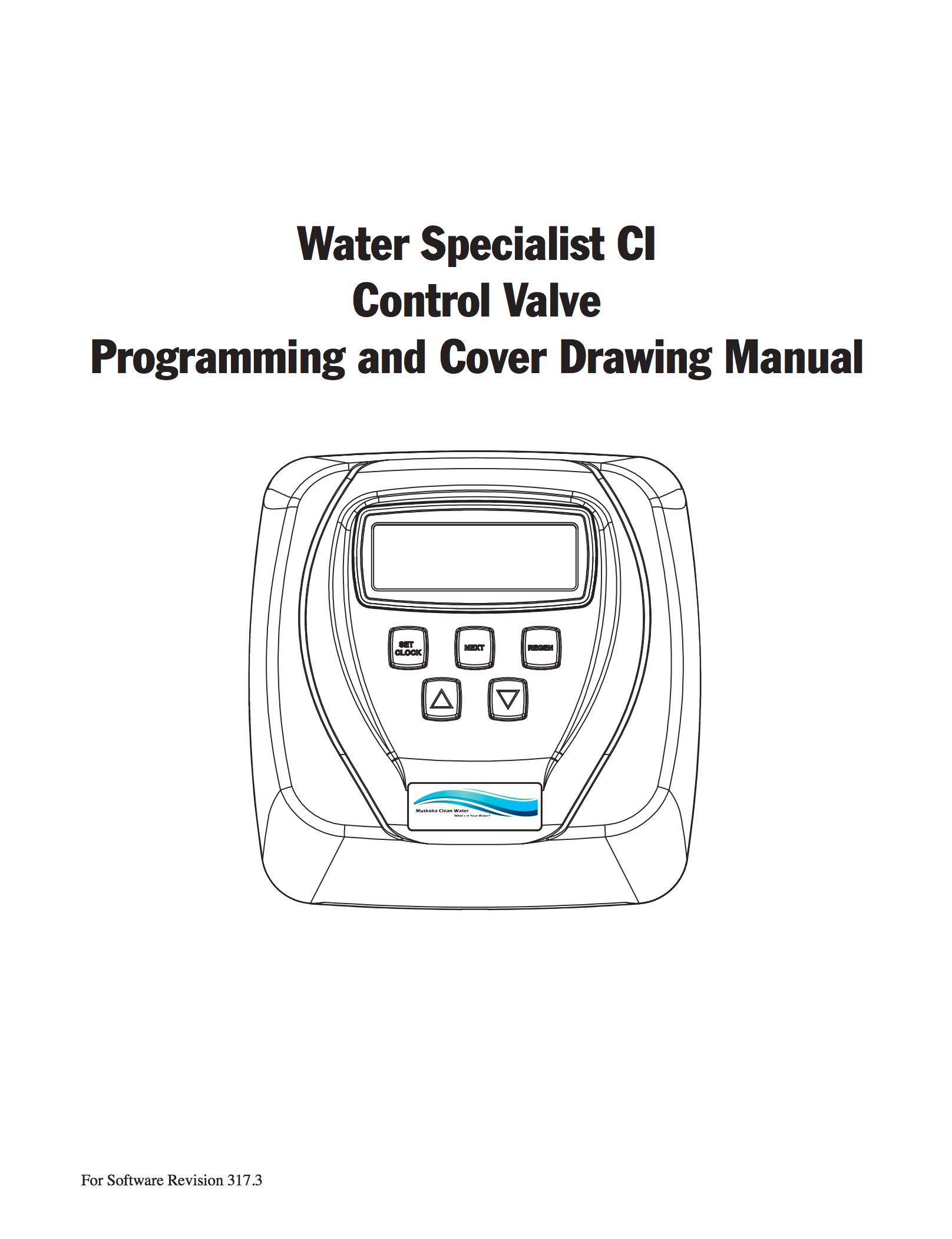 Welcome to Muskoka Clean Water's Manual download page.